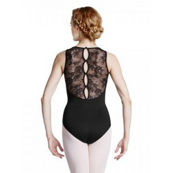 Bloch maillot met kant Fresia