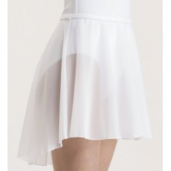 Rokje predans voor Pirouette met elastische tailleband