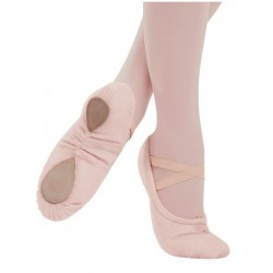 Capezio Pro demi-pointe split sole