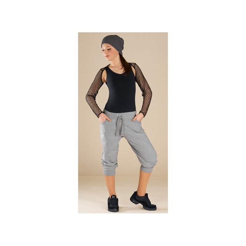 Comfortabele 3/4 joggingbroek