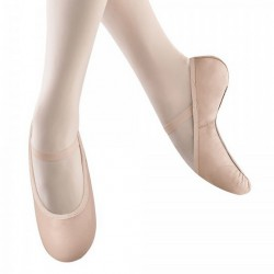 Bloch Belle lederen demi-pointe