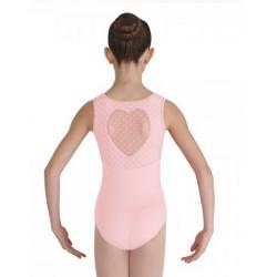 Bloch maillot Heart