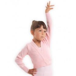 Cache-coeur in acryl voor kinderen