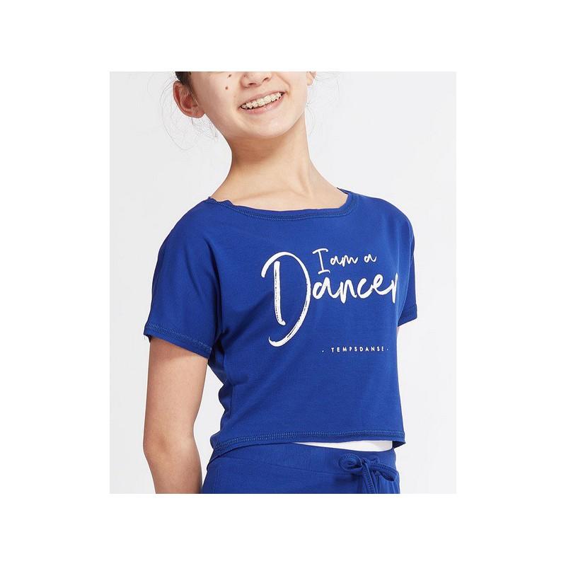 T-shirt I Am voor kinderen
