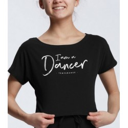 T-shirt Agile Jr. I Am A...