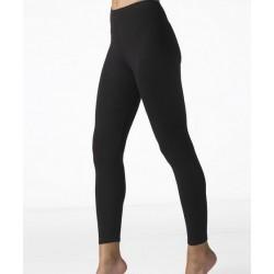 Zwarte legging Pirouette voor jongens
